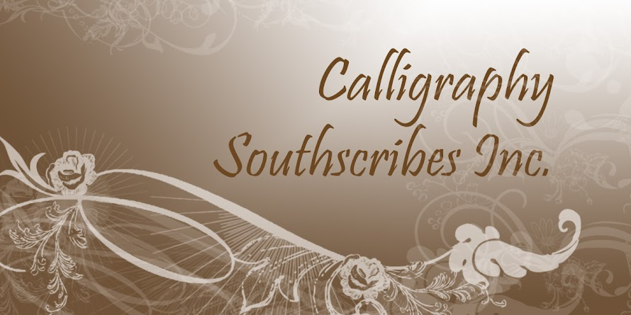 Calligraphy Southscribes Inc.