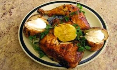 Deliciosa elección pollo asado