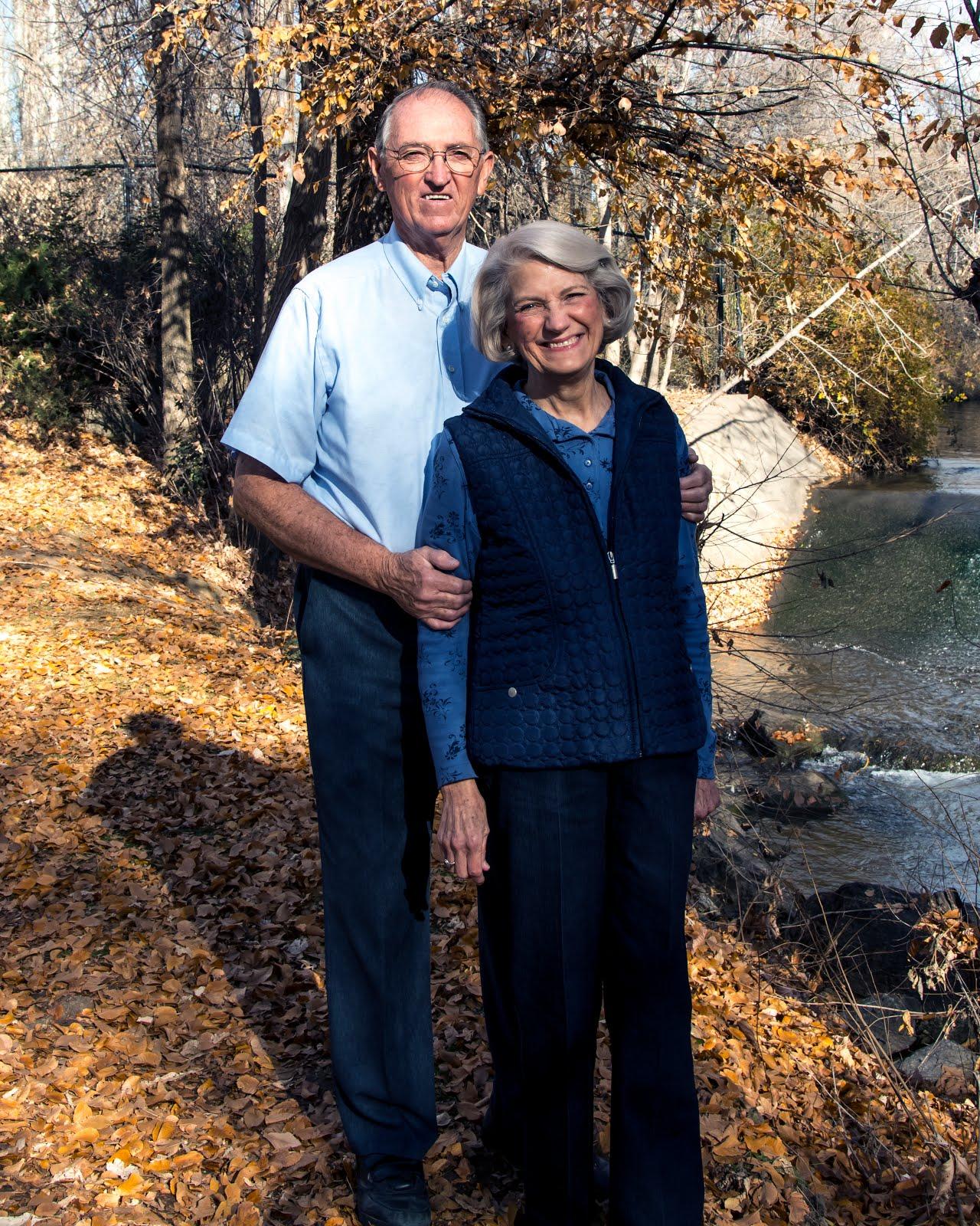 Elder & Sister Nielsen