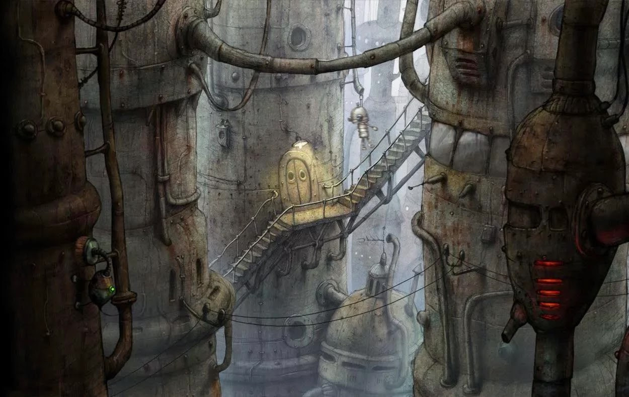 Machinarium v2.0.11