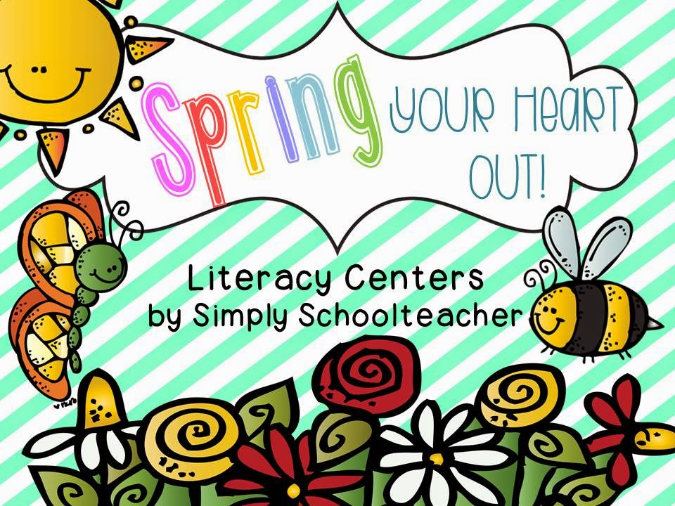 http://www.teacherspayteachers.com/Product/Spring-Your-Heart-Out-Literacy-Centers-1226337