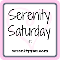 Serenity Saturday Link Party