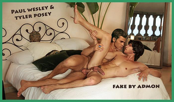Are paul wesley naked fakes well understand