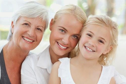 Resultado de imagen de herencia genetica de padres a hijos