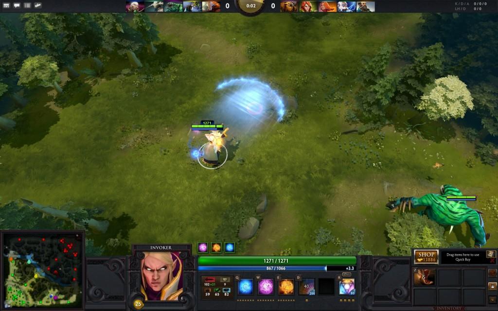 Dota 2 invoker video preview