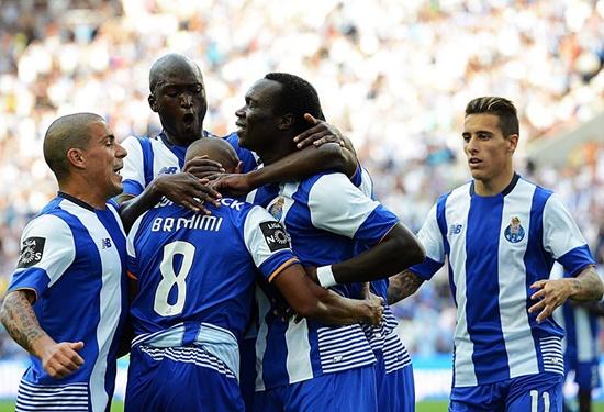 Porto 2 x 0 Estoril - Campeonato Português 2015/16