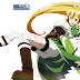 Tags: Render, ALfheim Online, Ass, Elf, Kirigaya Suguha, Large Breasts, Leafa, Ponytail, Stockings, Sword Art Online, Thigh Highs