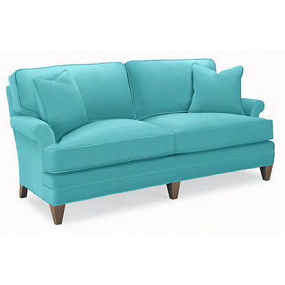 Turquish dreams turquoise shades of blue furniture seating options for everyone - Turquoise sofa ...