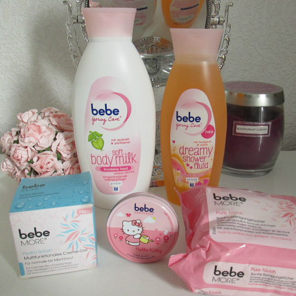 Neues von bebe Young care & bebe More