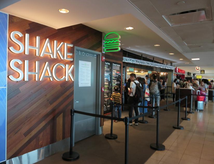 Shake Shack Hot Dog Day