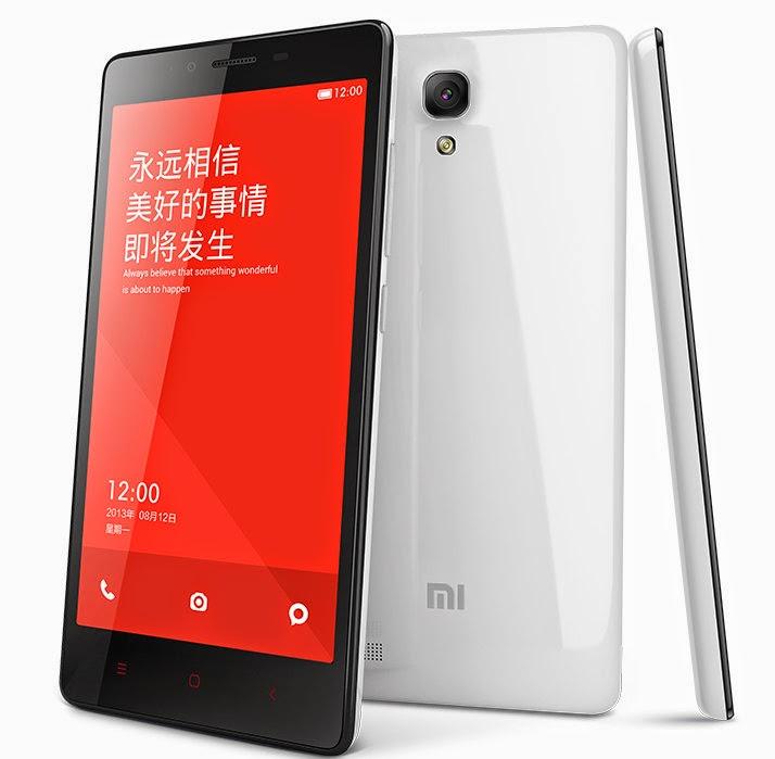 Xiaomi Redmi 2 / 2S, Quad Core  64 Bit Harga Satu Jutaan