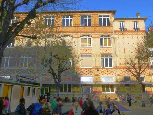 Ecole primaire publique Flachat à Asnières