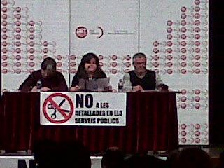 Asamblea sobre la Reforma Laboral en Vinaròs