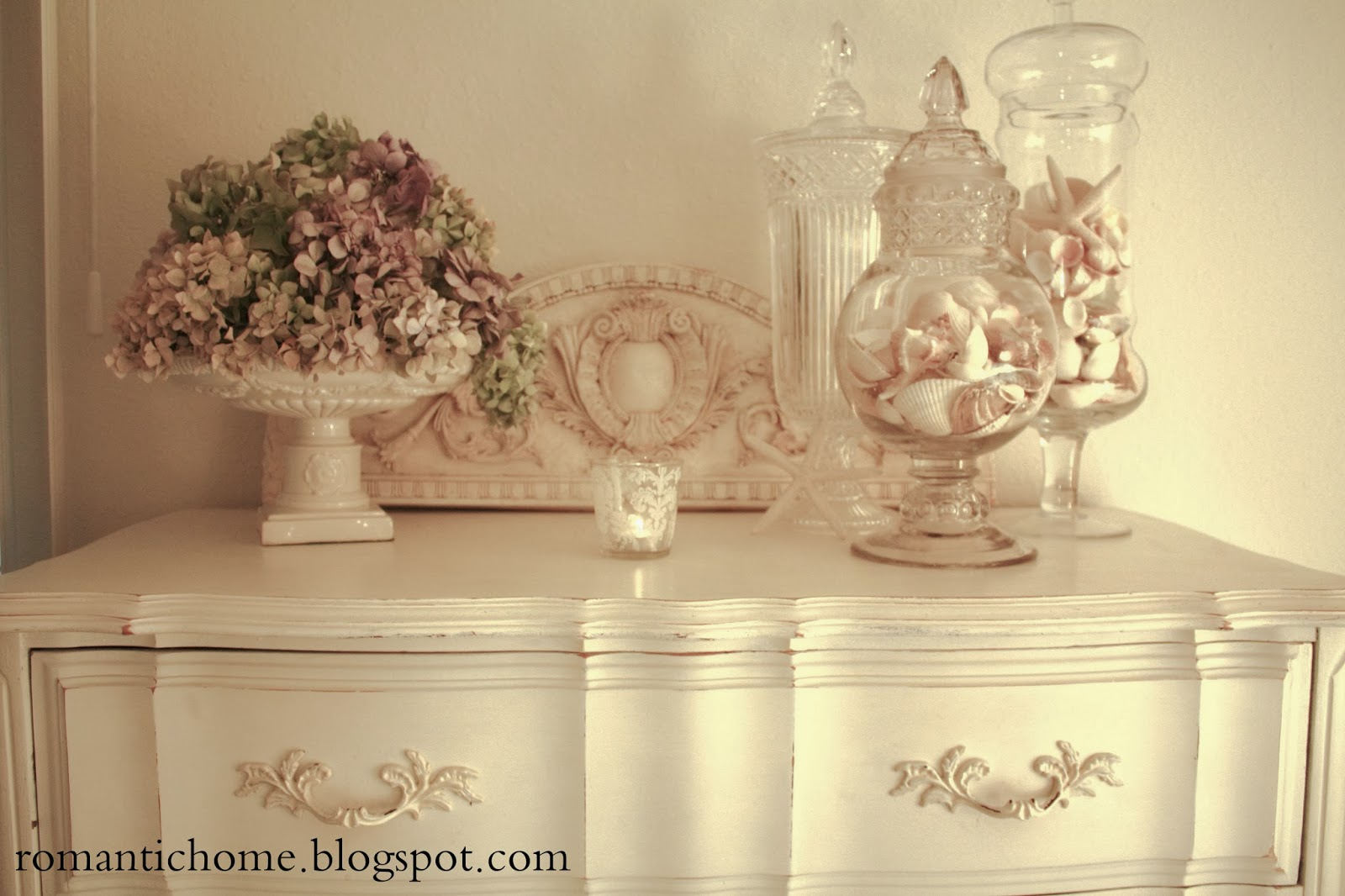 my romantic home: still unpacking - show and tell friday