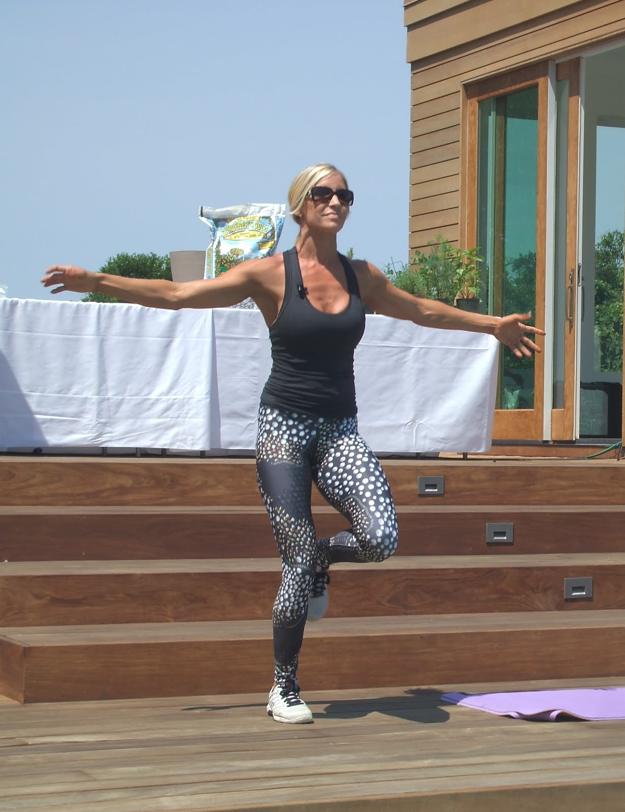 XTreme XTraining Blog - PHOTO: ABC TV's Heidi Powell