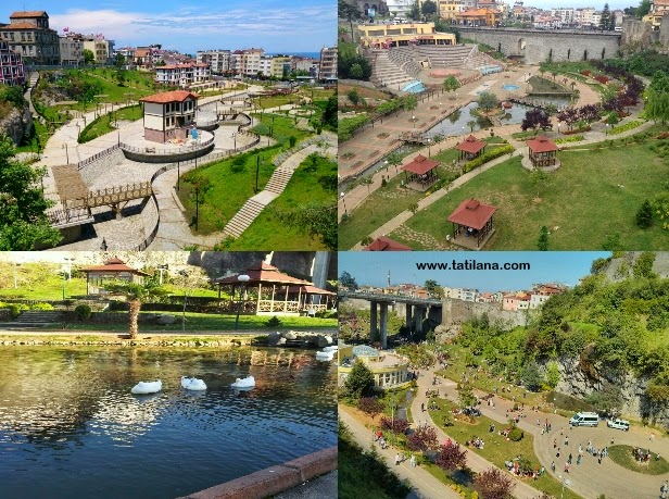 Trabzon Zağnos Vadisi
