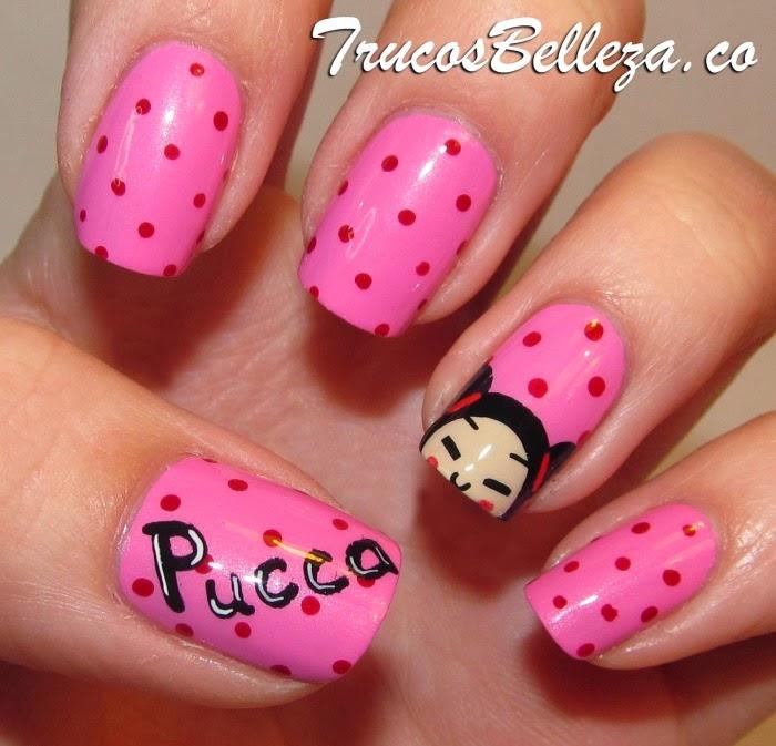 Uñas decoradas con hermosos diseños para uñas - decoracion de uñas ...