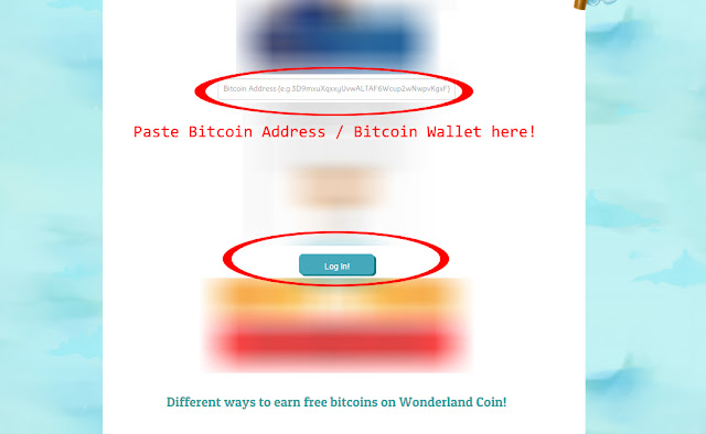 Wonderland Coin Review get free bitcoin faucet direct to you bitcoin ...