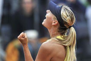 maria sharapova italian open 2011 Maria Sharapova wins Italian Open