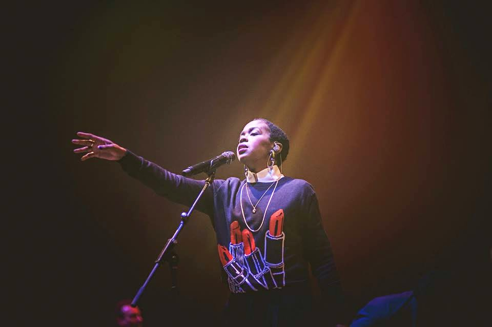 lauryn hill melbourne michelle grace hunder photography palais theatre