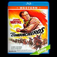 Los comancheros (1961) Full HD 1080p Audio Dual Latino-Ingles