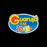 ouvir a Rádio Guarujá FM 104,5 Santos SP