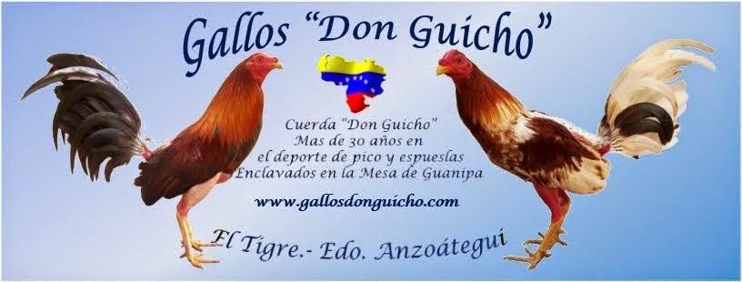"""Gallos """"Don Guicho"""""""