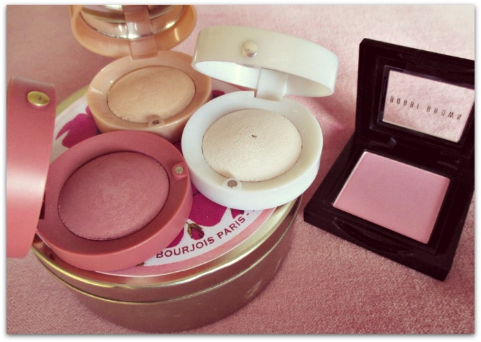 Pink Makeup Trend Best Blushers Bourjois Bobbi Brown