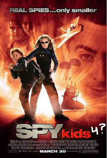 Spy Kids All the Time in the World Trailer