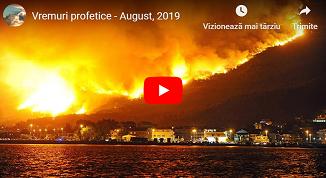 Aurel Gheorghe 🔴 Vremuri profetice - August, 2019