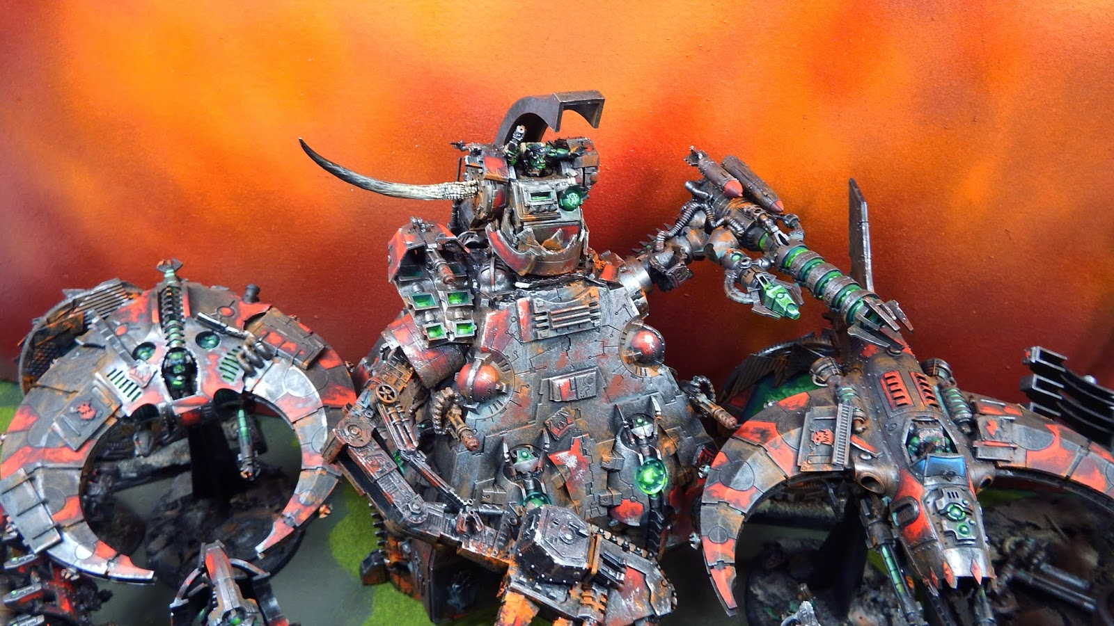 Necrorks by White Metal Games, used without permission...