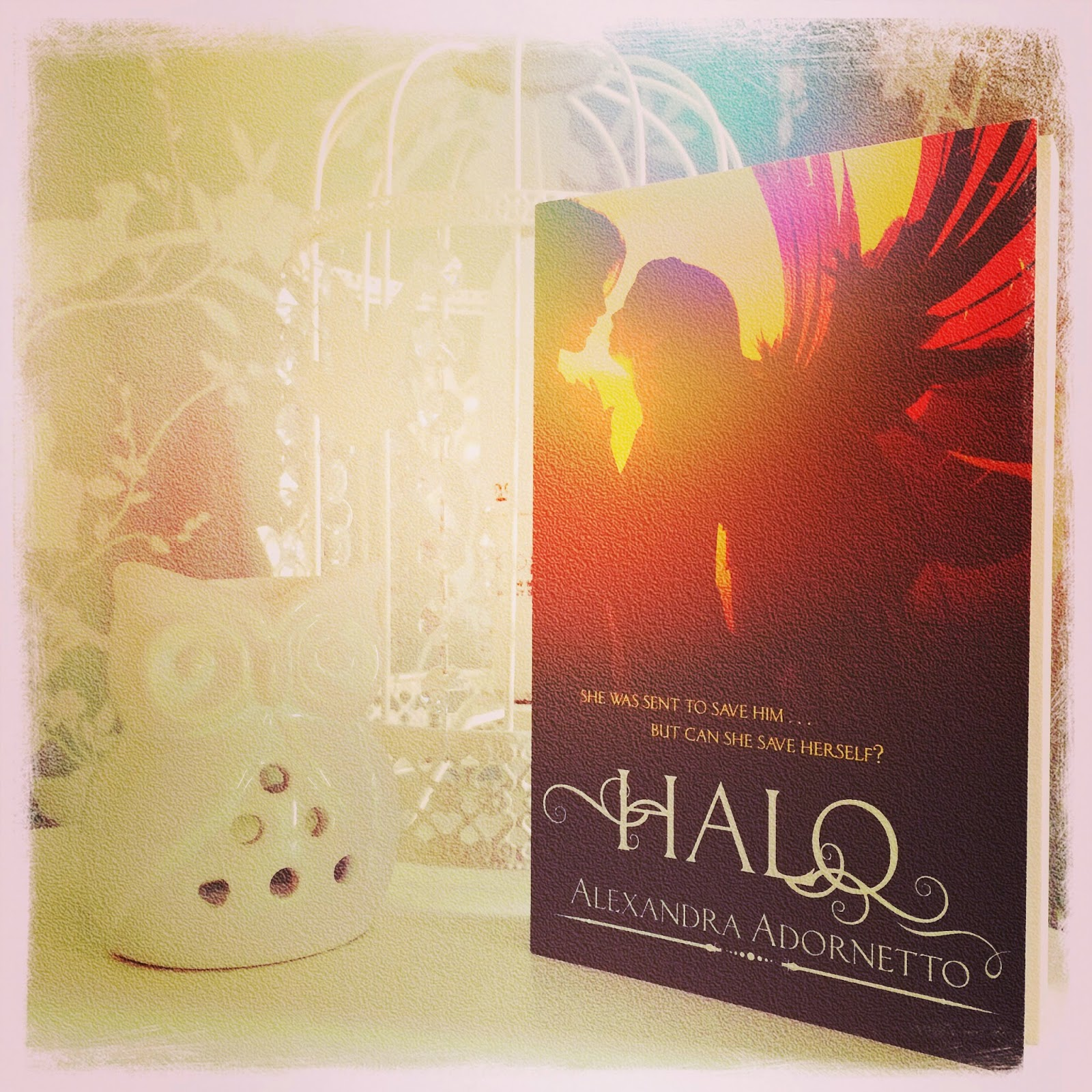 Halo Is A First Book (and For A While The Only Book) I Have Ever Read By Alexandra  Adornetto There Are 3 Books In This Series: Halo, Hades & Heaven