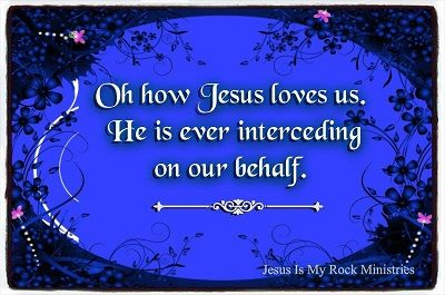 Jesus loves us