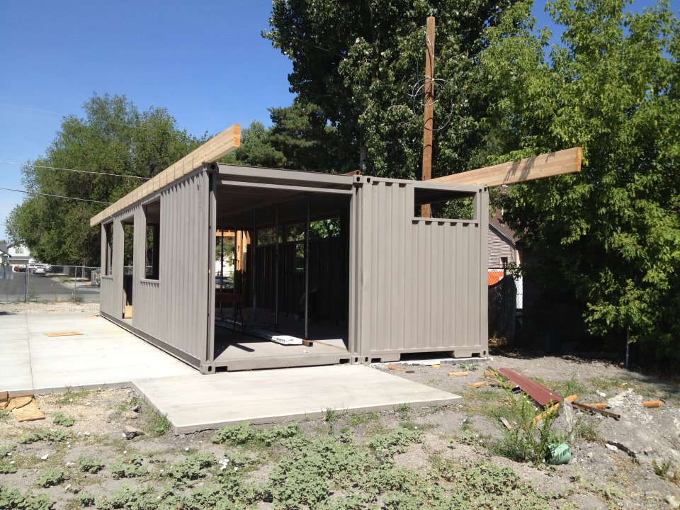 Sarah House Utah Shipping Container Home 960 x 720