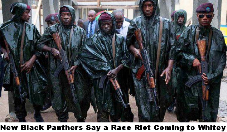 Black panthers gang