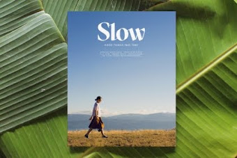 SLOW MAGAZINE - SPRING ISSUE OUT NOW