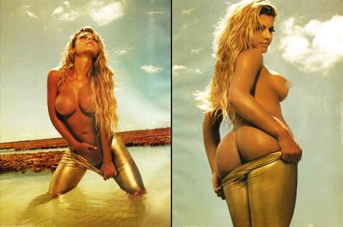 Playboy Especial De Setembro Que Traz Juju Baby E Nicole Peladinhas