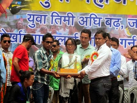 Gorkhaland martyr Mangal Singh Rajpoot first death anniversary observed