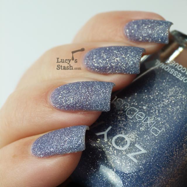 Lucy's Stash - Zoya PixieDust Nyx
