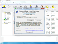Internet Download Manager (IDM) 6.18 Build 9 Final + Remove Fake Serial Number