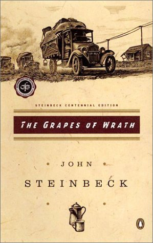 john steinbeck the grapes of wrath essay