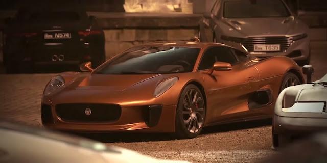 007最新作「Spectre」に登場する車を特集したビデオを公開