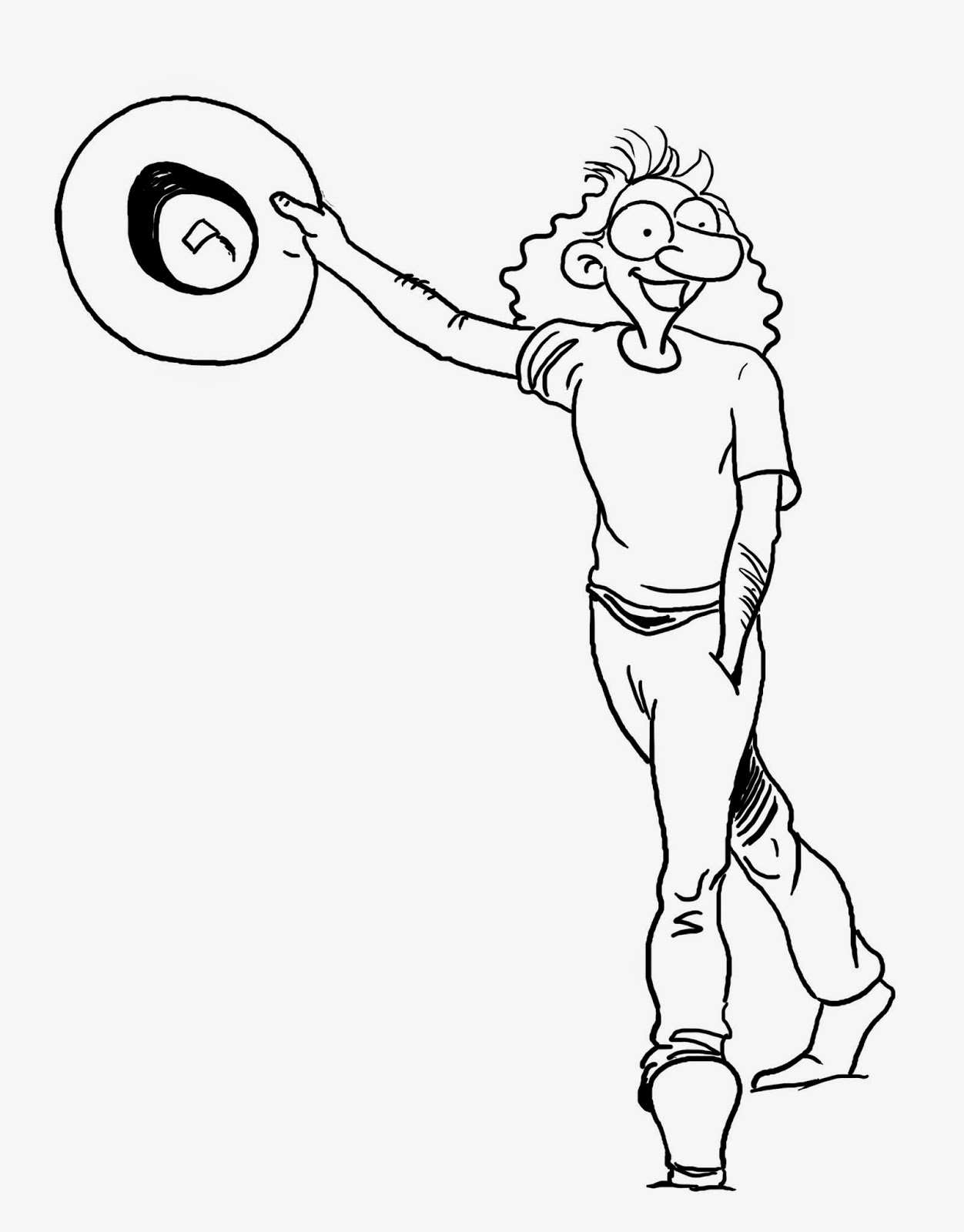Illustration Bande dessinée Pascal Labranche pour Espéranto à Nolay (21)