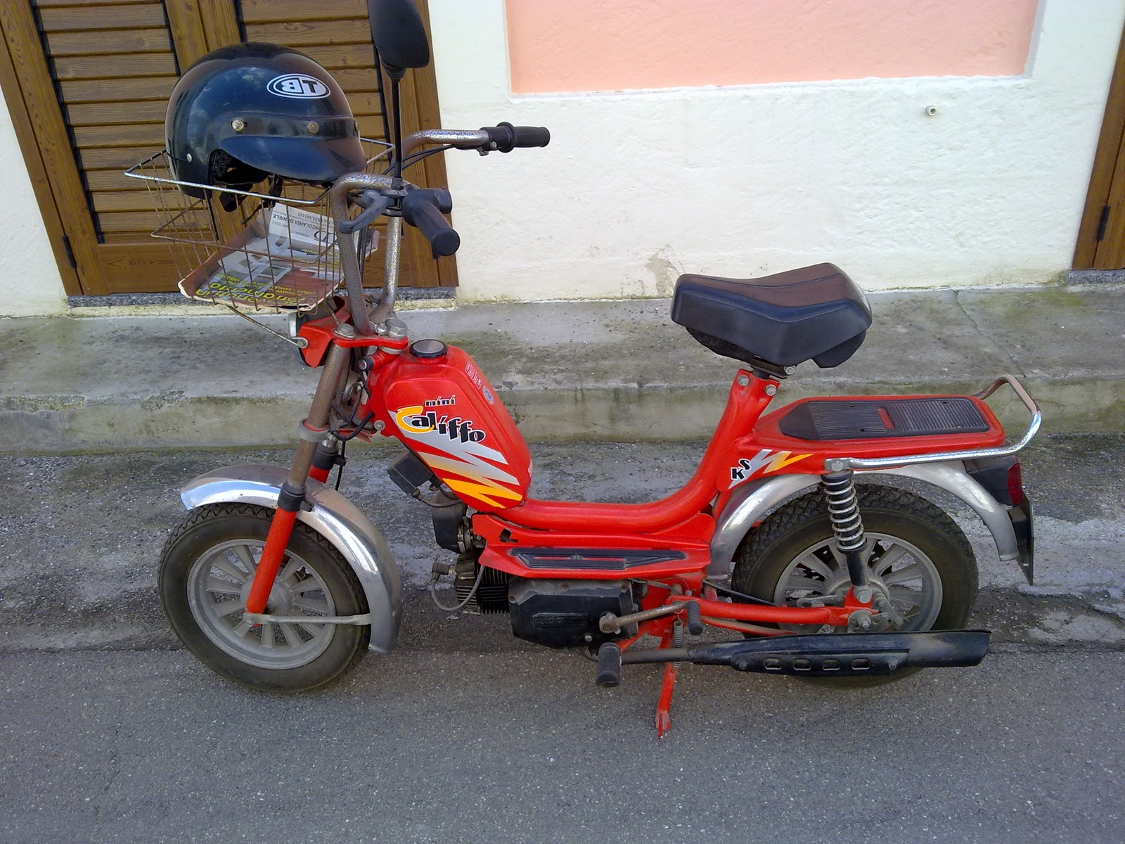 motorino mini califfo venduto