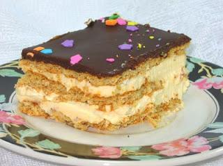 vanilla pudding cake filling recipe