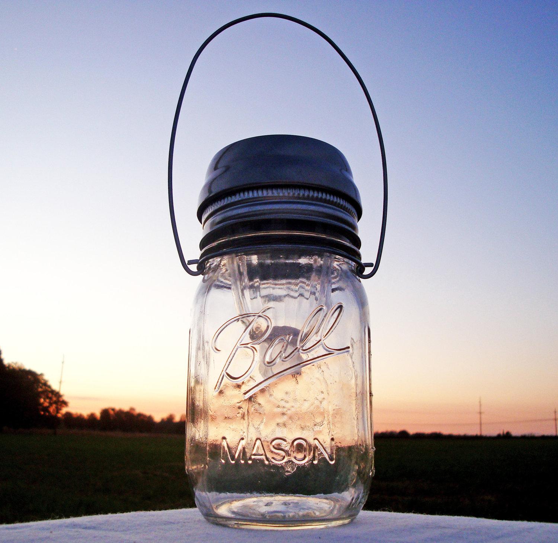 Country Barrel: Hanging Mason Jars & More!