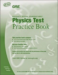 GRE - Physics Test Practice Book