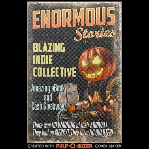 Blazing Indie Collective Massive ebook Halloween Giveaway