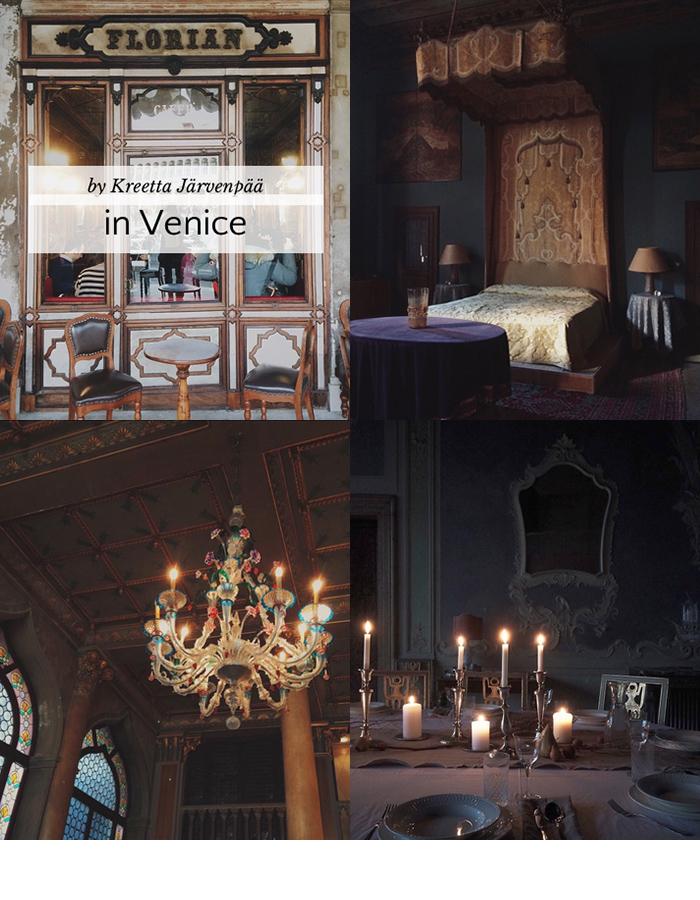 Steller story of Venice by Kreetta Järvenpää www.gretchengretchen.com