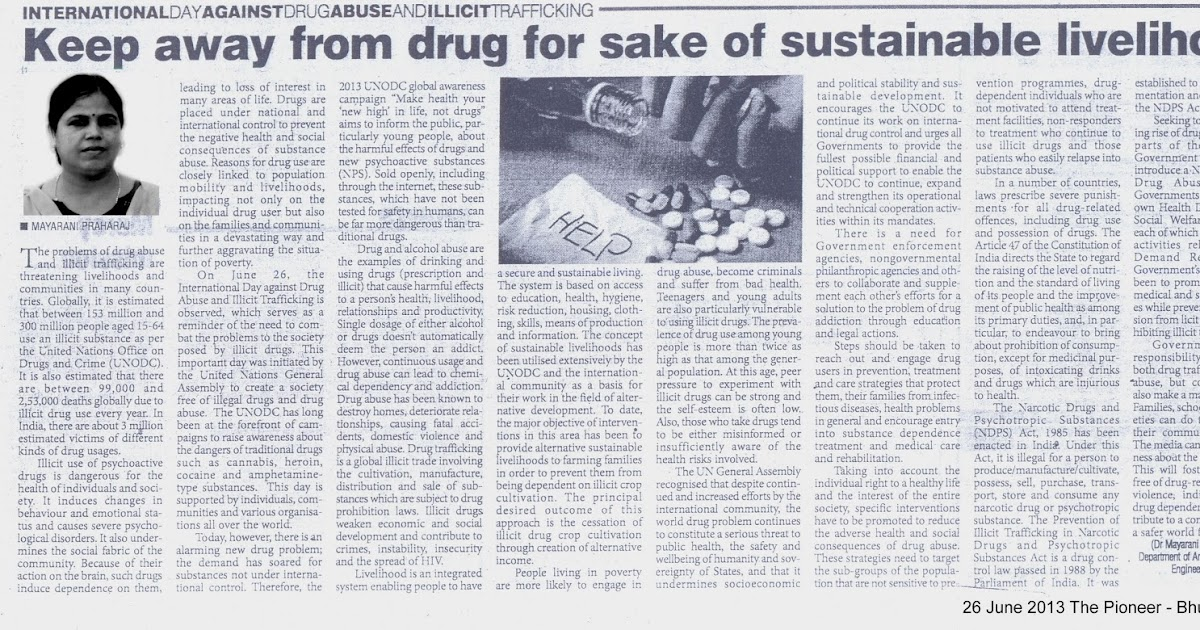 illegal drugs and its impacts essay Marijuana's effects on the body march may become a trafficking charge if the drugs weigh but if that's the case then why is it not illegal.